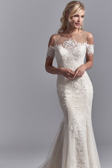 sottero and midgley elin lace gown