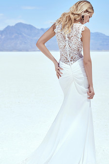 sottero and midgley elliott lace back gown