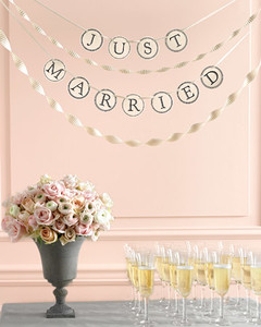 bride to be banner template