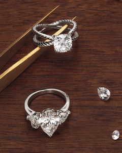 How To Reset An Heirloom Ring Martha Stewart Weddings