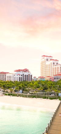 Baha Mar Destination Wedding