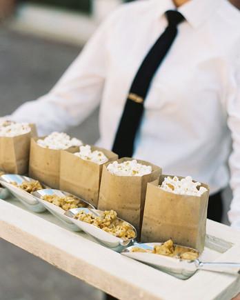 popcorn appetizers