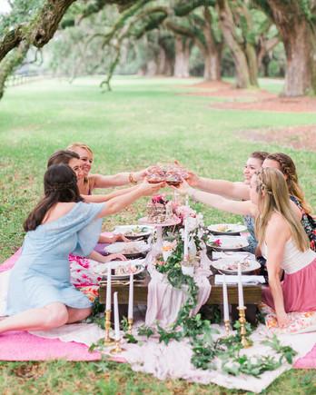 Garden Bachelorette Party