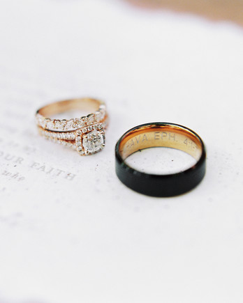 stefanie terrel wedding rings