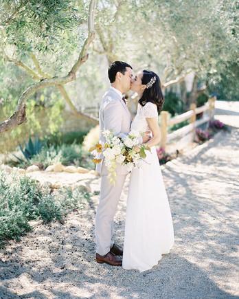 becca joey wedding couple