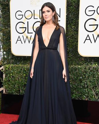 Mandy Moore Golden Globes 2017