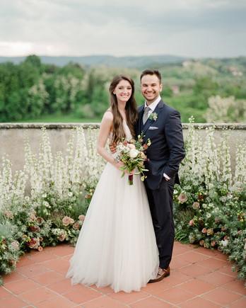 ryan julian wedding couple
