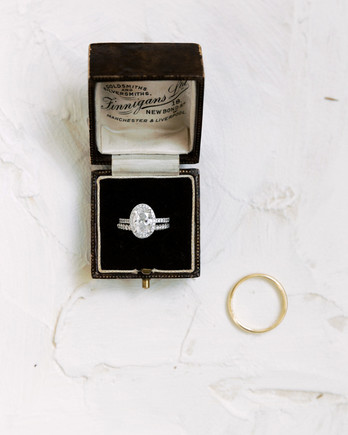sophie christopher wedding rings