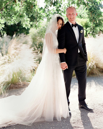 tamara erik wedding couple