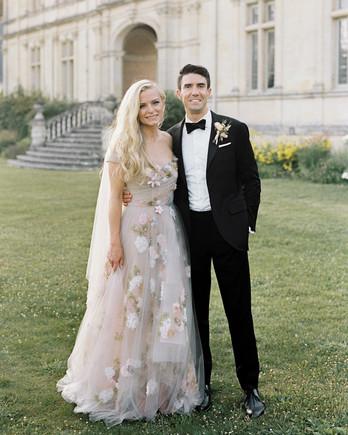 asheton freddie wedding couple