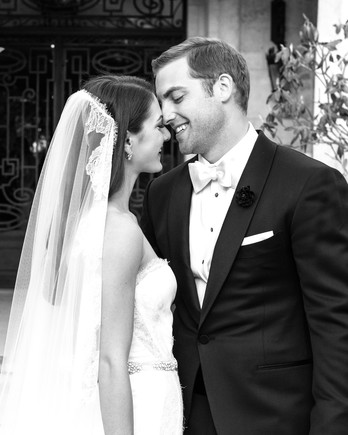 Lauren Gores and Jake Ireland