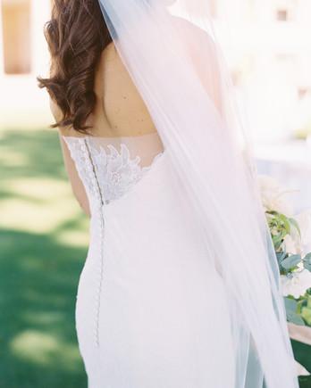 jessica brian wedding dress detail