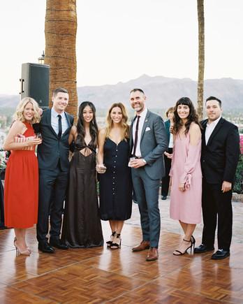 lisa louis wedding guests