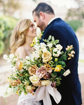 charla jesse wedding bouquet