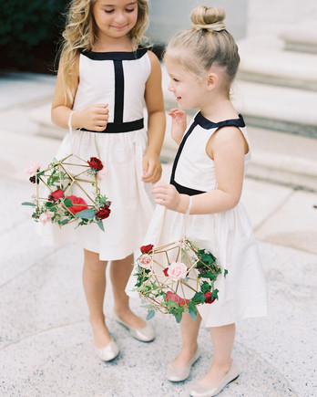 c93b7a1f936 34 of the Cutest Flower Girl Baskets from Real Weddings. Use these vessels  to ...