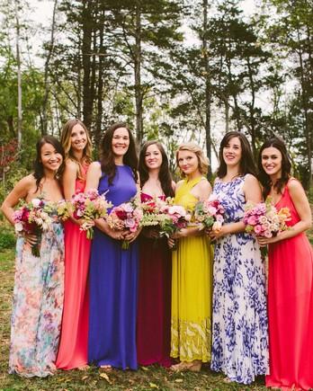 Wedding party martha stewart weddings a spring bridesmaids survival guide junglespirit Gallery