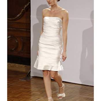 Amy Kuschel, Spring 2009 Bridal Collection