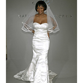Matthew Christopher, Spring 2009 Bridal Collection