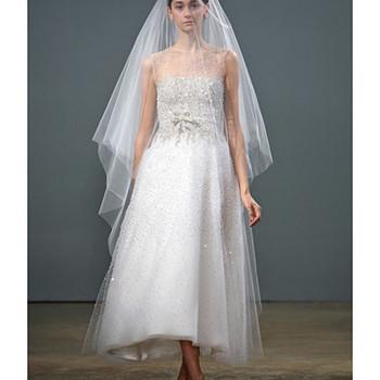 Monique Lhuillier, Spring 2009 Bridal Collection