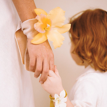 Two-Minute Corsages