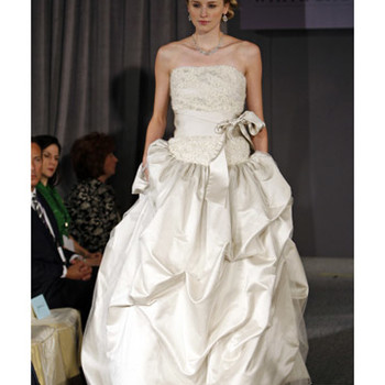 White Chocolate Label by Scott Corridan, Spring 2009 Bridal Collection