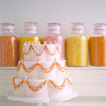 Jelly Bean Jewel Box Cake