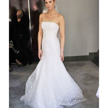 Angel Sanchez, Fall 2008 Bridal Collection