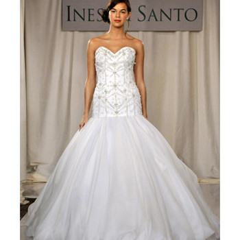 Ines di Santo, Fall 2008 Bridal Collection