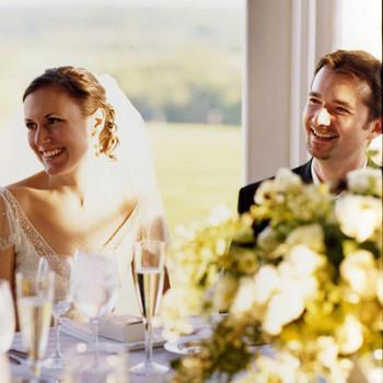 A Whimsical Blue Destination Wedding on a Farm in Pennsylvania