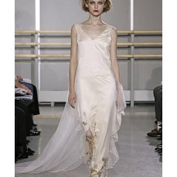 Claire Pettibone, Spring 2008 Bridal Collection