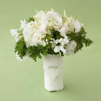 Handkerchief Bouquet Wrap