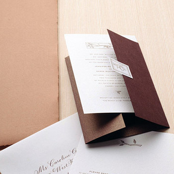 Invitations Inspired by Nature