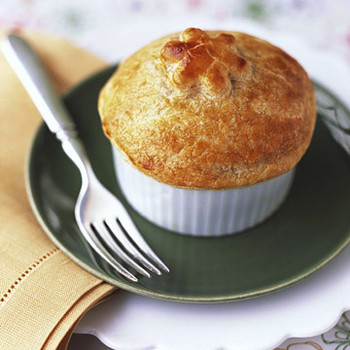 Spring-Vegetable Pot Pies