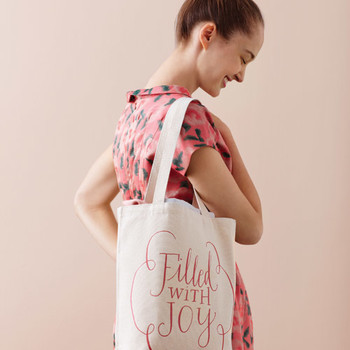 Personalized Tote Bag How-To
