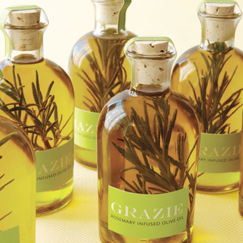 Rosemary Olive Oil How-To