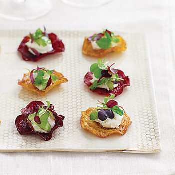 A New Beet: Hors d'Oeuvres