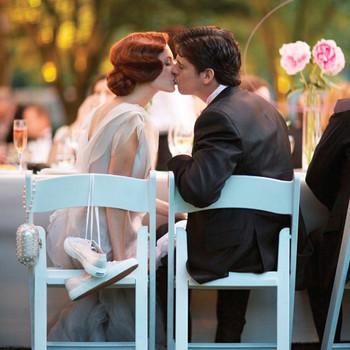 A Formal Outdoor Destination Wedding in Dallas, Texas