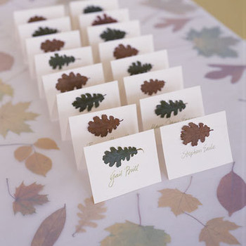 Seating Cards for Weddings