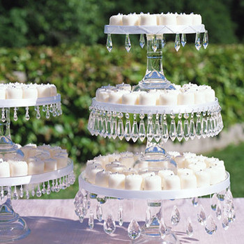 Jeweled Cake Stands