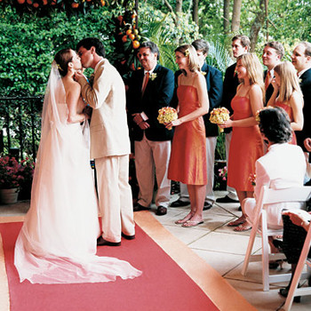 Outdoor Weddings: Ceremony Spaces