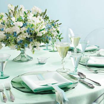 Wedding Colors: Sea Glass