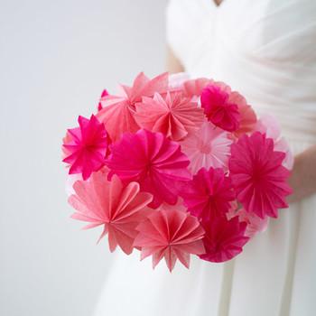 Pop-Up Paper Bouquet