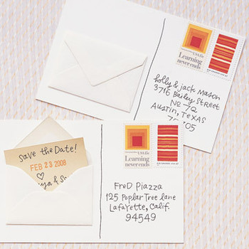 Save-the-Date Postcards