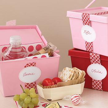 Bridesmaids' Goodie Boxes