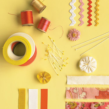 Ribbon Crafts How-To Workbook