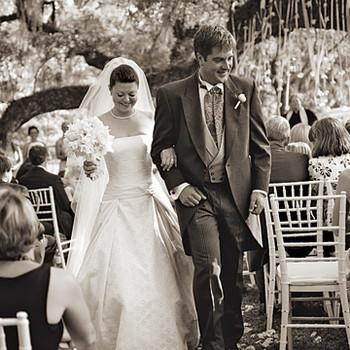 A Formal Tiffany-Blue-and-White Wedding in Charleston, South Carolina