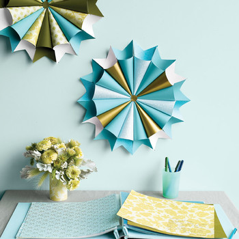 Scrapbook Paper Ideas: How-Tos