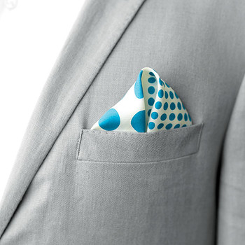 How-To Fold a Pocket Square