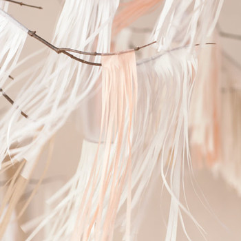 How to Make Your Own Fringe Decor