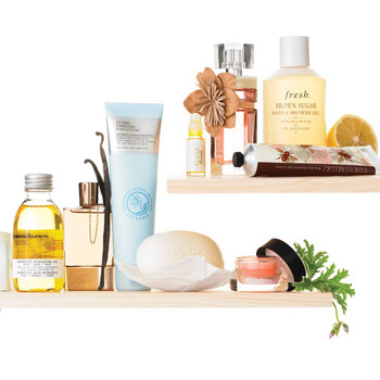 Beauty Products with Soothing Scents